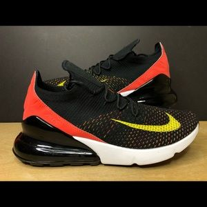 Nike Air Max 270 Flyknit Yellow Strike AH6803-003